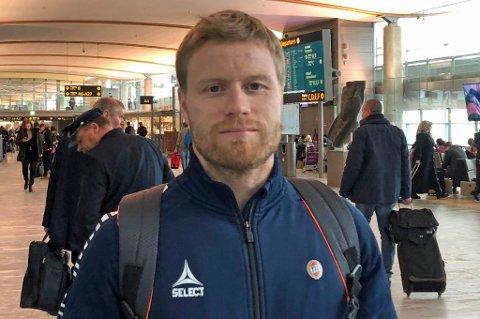 SKUFFET - MEN FATTET: Tom Høgli innrømmer at mandagen etter 4-1-tapet mot Start var tung, men tror og forventer bedre tider.