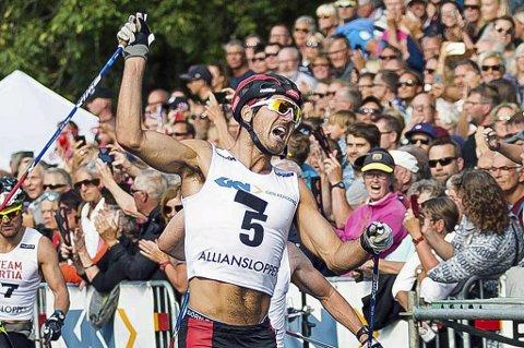 TOPPTRIMMET: Andreas Nygaard vant Alliansloppet i fjor sommer, verdens største rulleskirenn. Nå jakter han seier i Vasaloppet, det mest prestisjefulle langløpet i langrennsporten. Han har presset seg tre kilo ned for å få en, bokstavelig talt, lettere reise på de 90 kilometerne fra Sälen til Mora søndag. Vinner han, sikrer han seg 250.000 kroner i pengepremier.