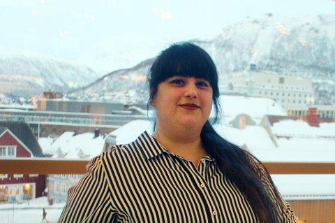 For 2-3 år siden begynte Carina Elisabeth Carlsen å holde foredrag blant annet med Spiseforstyrrelsesforeningen