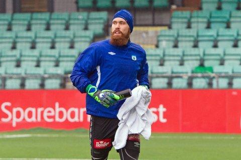 Marius W. Berntzen debuterte for TUIL borte mot Sogndal i TUILs serieåpning forrige helg. Nå er han klar for hjemmedebut mot et annet forventet topplag, Viking.