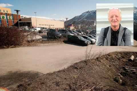 Nye Tromsø museum skal bygges på tomta der det gamle tomgodslageret til Mack står. Arkitekt Knut Eirik Dahl mener Statsbygg har valgt feil konkurranseutlysning når det kommer til selve bygget.