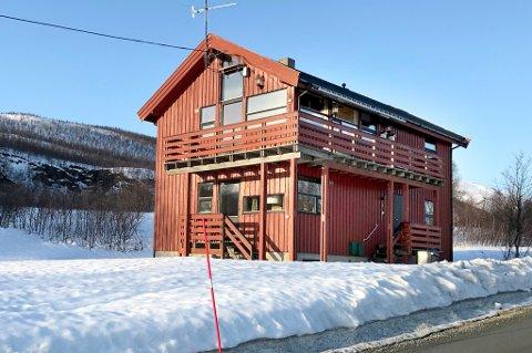 Huset i Finnkroken har stått ubrukt i flere år etter at det ble testamentert bort til kirken.