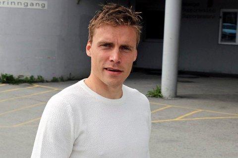 TEORETISK MULIG: Ruben Yttergård Jenssen og Kaiserslautern må ha alle marginer med seg resten av sesongen, for å unngå nedrykk.