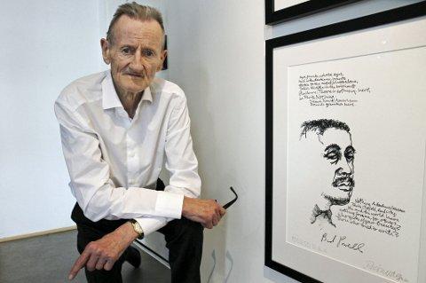 DØDE:Terje Brofos døde natt til tirsdag, 77 år gammel.Brofos var født på Berg i Oslo den 2. mai 1940.