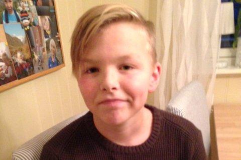 Magnus Sætre fra Lyngen vant sammen med Christian Fredrik Johnsen NM i bridge for spillere under 16 år.