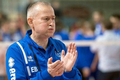 Edgar Broks og BKT rotet bort en solid ledelse og tapte første semifinalekamp mot Førde.