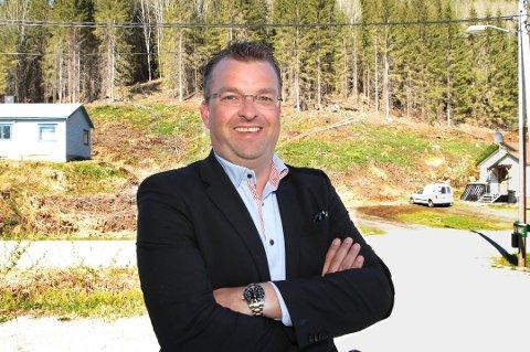 NY STYRELEDER: Thorbjørn Nymo fra Bardufoss har påtatt seg oppdraget å snu skuta til Tromsø Ryttersportsklubb.