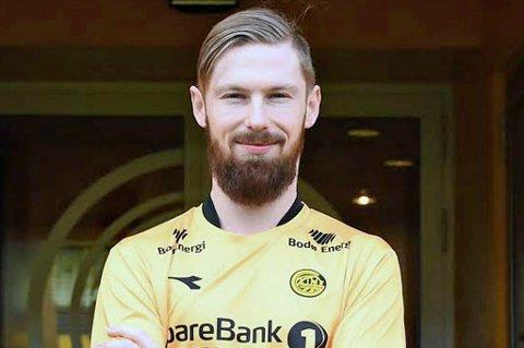 VIL SENKE TIL: Thomas Drage håper sjansen byr seg fra start omsider for Bodø/Glimt når hans tidligere klubb TIL kommer på besøk til slaget om Nord-Norge nå på onsdag.