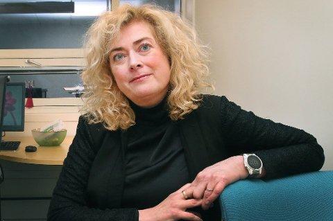 TREKKER SEG: Marianne Telle trekker seg som styreleder i Helse Nord.