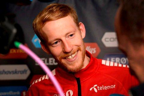 ENDELIG: Viktige Gjermund Åsen er med i TILs startoppstilling mot Vålerenga søndag. Det samme er kaptein Simen Wangberg.