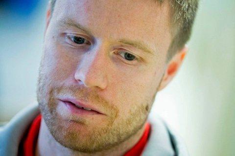 Tom Høgli går glipp av kampen mot Haugesund søndag.