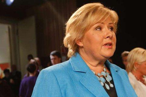 Statsminister Erna Solberg måtte svare på flere spørsmål om beredskapen i Nord-Norge da hun stilte i Stortingets muntlige spørretime onsdag.