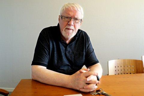 STORE TANKER: Kjell Kolbeinsen har lang fartstid i økonomi og næringsliv i nord. Nå ønsker han å lansere en idé om et vinter-OL fordelt på Nordkalotten mellom Norge, Sverige og Finland.