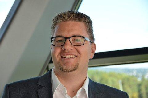 Kjetil Robertsen skal fra nå av pendle mellom Tromsø og Stockholm.