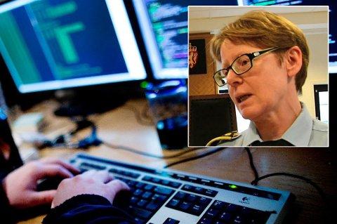 BEDRAGERI: Tre personer tiltalt for å ha lurt til sammen 17 menn for over 600.000 kroner. Politiadvokat Mona Madsen (innfelt) i Troms politidistrikt er aktor når saken går for retten i september.