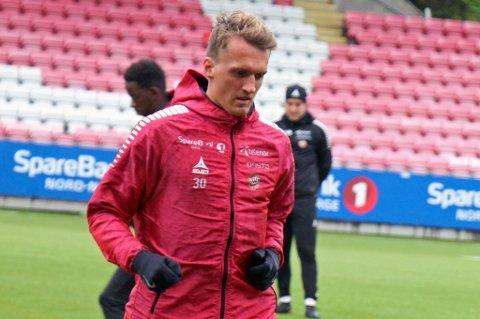 I VINDEN: Runar Espejord følges av flere utenlandske klubber. Agent Kent Karlsen mener 22-åringen har potensial til å spille i de største ligaene i Europa.