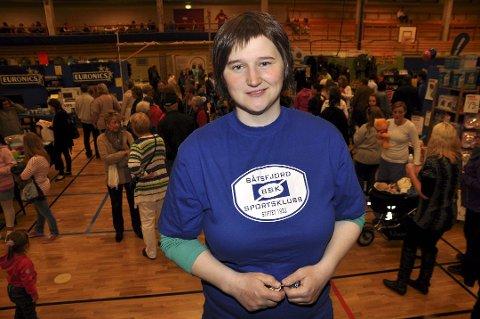 May Bente Eriksen er leder i interimsstyret som jobber for en sammenslåing av Finnmark og Troms Idrettskrets. Dersom de to kretsene slår seg sammen vil Eriksen være en naturlig lederkandidat. Foto: iFinnmark.