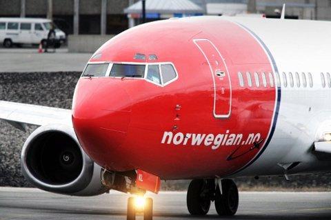 Norwegian måtte innstille formiddagsflyet til og fra Bardufoss fredag.