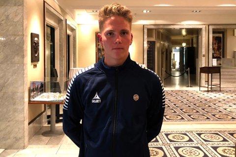 DEBUTERTE: Onni Valakari (18) fikk sin TIL-debut mot Sandefjord fredag.