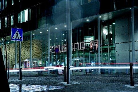 KORONA-HJELP: Aurora kino får fire millioner kroner fra Tromsø kommune  i korona-støtte. Direktør Geir Martin Jensen sier beløpet uansett blir mindre når den statlige kompensasjonen kommer.