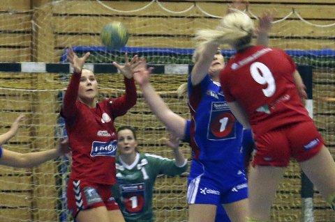 Tea Strandmo og Tromsø HK får fin test mot 1.divisjonslaget Follo i cupen søndag.