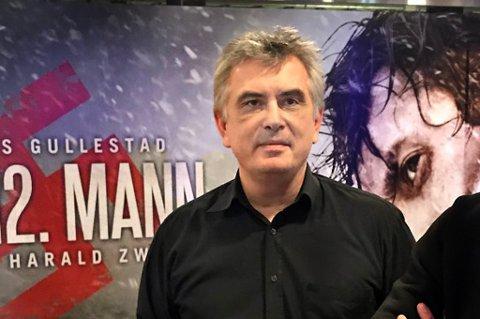 Frank Bakkemo er kinosjef på Aurora kino Fokus i Tromsø.