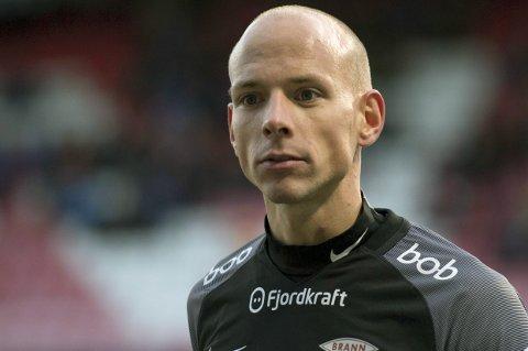 MÅ OPERERES: Ruben Kristiansen har slitt med skade gjennom hele sesongen, men har ofret seg for Branns gullkamp. Nå må han under kniven i Tyskland for å få bukt med lyskeproblemene.