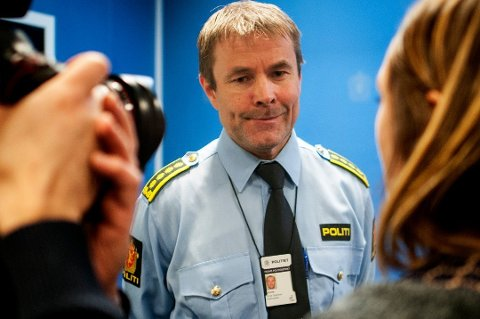 Påtaleleder Einar Sparboe Lysnes. Foto: Jørn Normann Pedersen