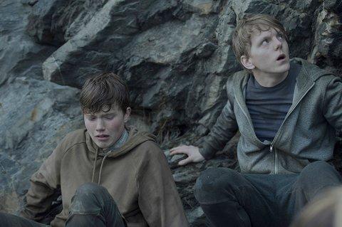 FILM: Jonas Strand Gravli (t.h.) spiller Viljar Hanssen i Netflix-filmen «22 July». Traileren som ble sluppet tirsdag har skapt reaksjoner blant de berørte av terrorangrepene.
