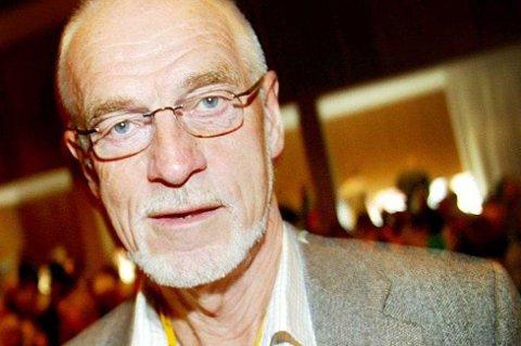 INVESTOR: Johan-Petter Barlindhaug er fortsatt aksjonær gjennom selskapet JPB AS.