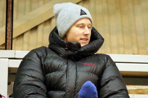 PÅ BESØK I ØST: Tomas Kristoffersen er denne uka på besøk hos den finske toppklubben RoPS i Rovaniemi. Tromsøgutten har også interesse fra gamleklubben TUIL.