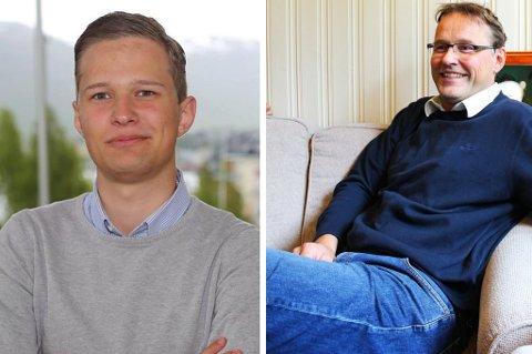 Nikolai Skogan trakk seg som nestleder. Dagen etter ble faren statssekretær for partiet.
