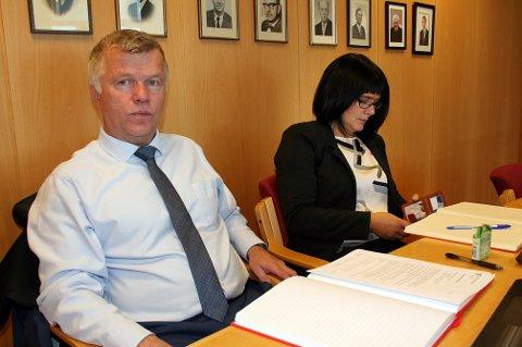 FORELDET: Kommuneadvokat Bjørn Stefanussen i Lenvik hevdet at erstatningskravet etter helsekjøpssaken var foreldet, og det var Senja tingrett enig i.