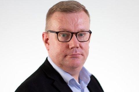 ADVOKAT: Autistiske Jon Henrik Larsen får nå juridisk bistand fra advokat Olav Lægreid (bildet).