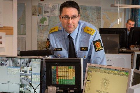 Ole Sæverud slutter som Politimester i Troms.