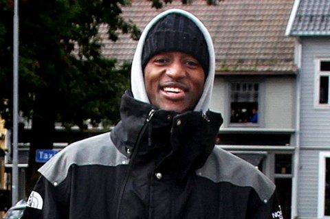 Keon Lawrence døde lørdag.  Foto: Anders Mo Hanssen