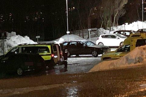 LØSLATT: En kvinne i 50-årene er siktet etter å ha knivstukket en mann i 40-årene i Tromsø søndag. Kvinnen ble mandag løslatt.