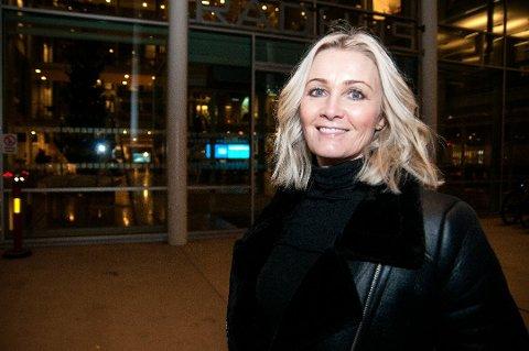 TAKKET NEI: Anne Berit Figenschau varslet i desember at hun ikkevil ikke stille som ordførerkandidat for Tromsø Høyre. Nå har hun også varslet at hun ikke tar gjenvalg i idrettsstyret. Foto: Jørn Normann Pedersen