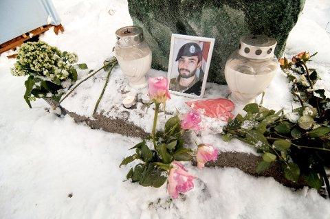 OMKOM: Hågen Skattum omkom i en sprengningsulykke på Mauken skytefelt. Han ble bare 21 år gammel. Nå er ulykkesrapporten klar. Foto: Jørn Normann Pedersen