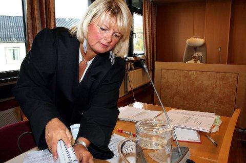 AKTOR: Politiadvokat Marie Lygre er aktor i saken, som skal opp i Senja tingrett i slutten av mai.