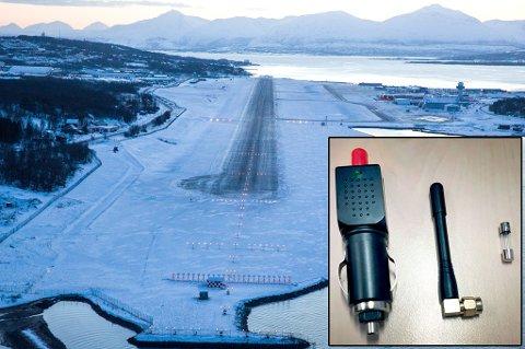 UKLAR ÅRSAK: Opphavet til signalforstyrrelsen over Tromsø forrige uke er fremdeles uklar. NKOM tror fortsatt at de skyldtes en såkalt GPS-jammer.