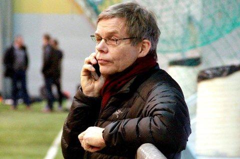 TREKKER SEG: Per Aronsen trekker seg som styreleder i TIL Holding og TIL Fotball.
