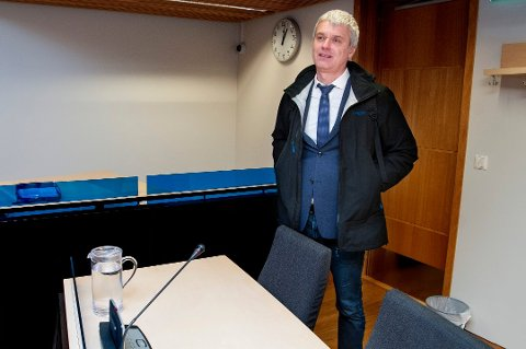 FORSVARER: Advokat Trond Andreas Eriksen forsvarer mannen. Han ønsker foreløpig ikke å kommentere saken.