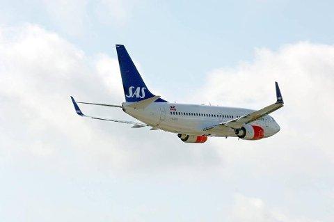 INNSTILT: Et innstilt SAS-fly skaper trøbbel blant annet for TIL 2-laget som skal reise til Bodø for å spille kamp i dag.
