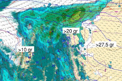 VARMT: Værprognosene lover godt for helga, med temperaturer over ti grader i Troms fredag.