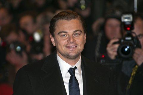 OPPTATT AV KLIMA: Skuespiller og produsent Leonardo DiCaprio kommer med nok en klimadokumentar, denne gangen med store bidrag fra UiT-forskere.