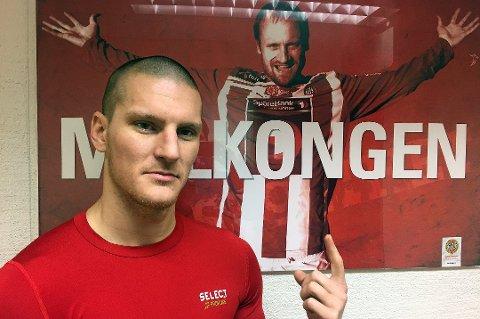 MÅLSCORERJAKT: TIL prøvde lenge å hente Zdenek Ondrasek tilbake til klubben i sommer, men fikk det ikke til.
