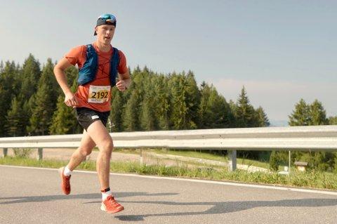 TO NORDMENN DELTOK: Kristian Aalerud og den avdøde Tromsø-kvinnen var de eneste norske deltakerne i Südtirol Ultra Skyrace. Aalerud løp en kortere distansen enn kvinnen, og var kommet i mål i god tid før ulykken skjedde.