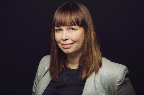 NY JOBB: Lena Gustavsen Nymark (43) har vokst opp i utelivsbransjen. Nå har hun fått sjefsjobben på en av byens mest kjente restauranter.