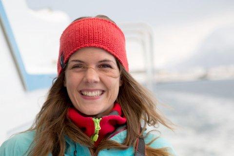 GODT ÅR: Ida Rishaug og Moment Norway legger bak seg et veldig godt år. Ifølge regnskapet gikk tromsøbedriften mer over én million kroner i overskudd.